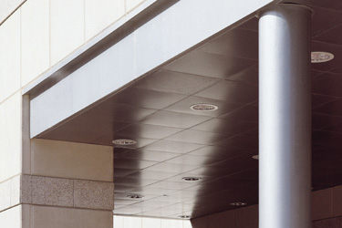 Techos de aluminio Burgos