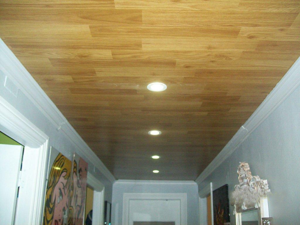 techos de aluminio en madera