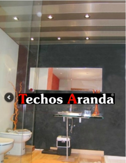 Techos Madrid pino