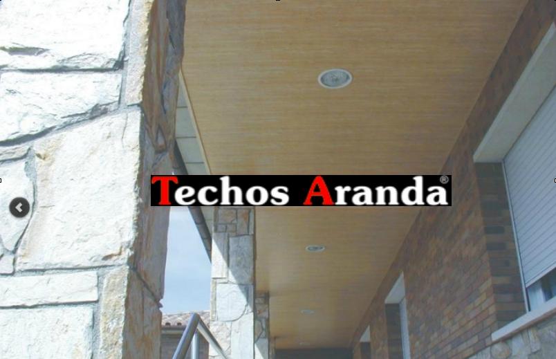 Techos Soria turquesa