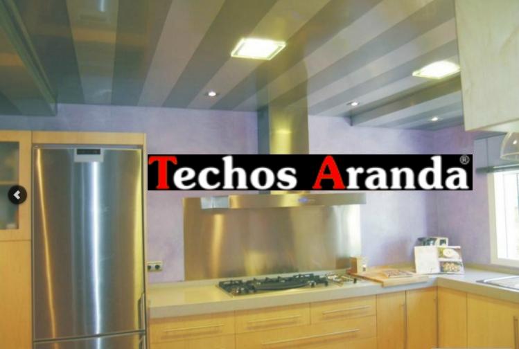 Techos Zaragoza blanco mate