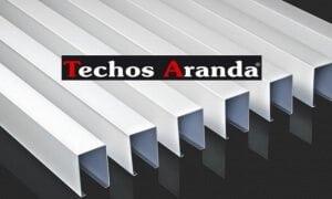 Falso techo de aluminio en Murcia