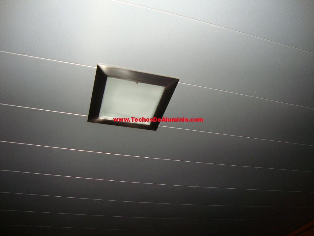 Techos de aluminio Elx