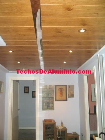 Pantallas acústicas madera