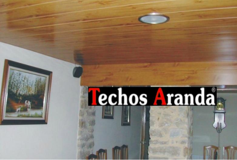Techos Albacete madera