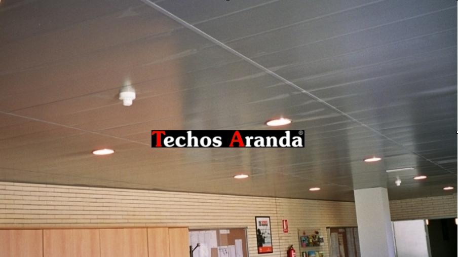 Techos Alicante naranja