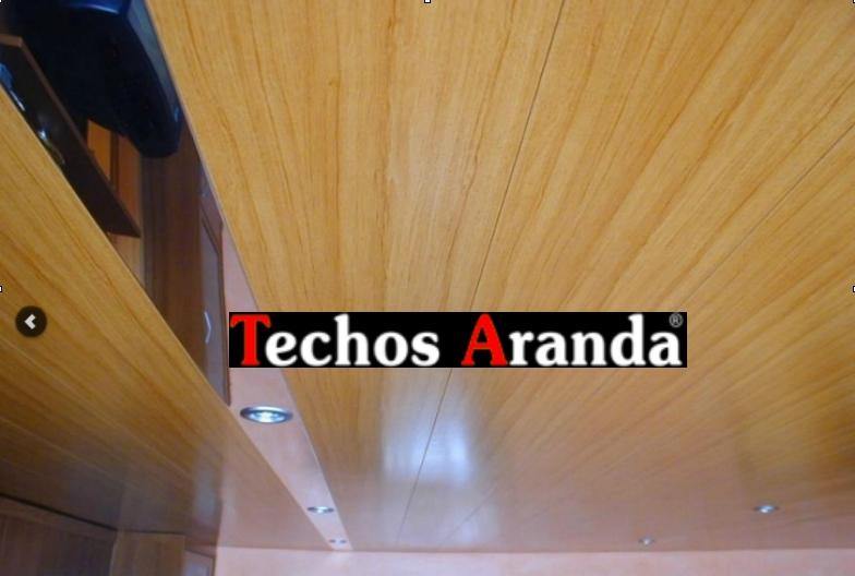 Techos Cádiz roble