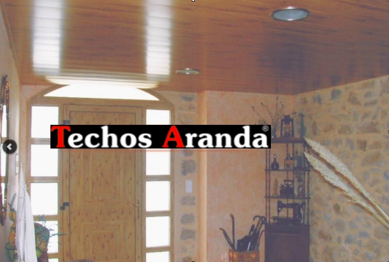 Techos Soria rosa