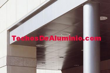Techos Zaragoza negro
