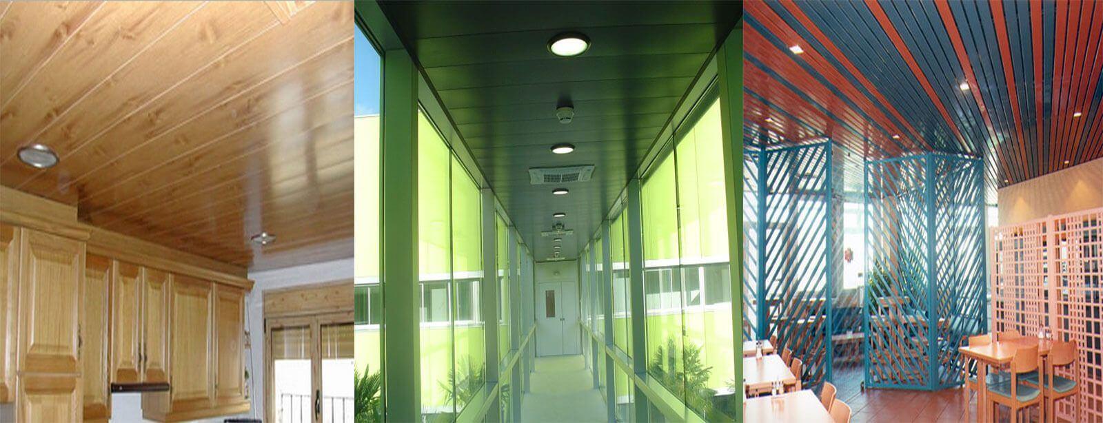 Techos de aluminio en Alicante